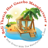 Bali Thatch Gazebo Manufacturer
